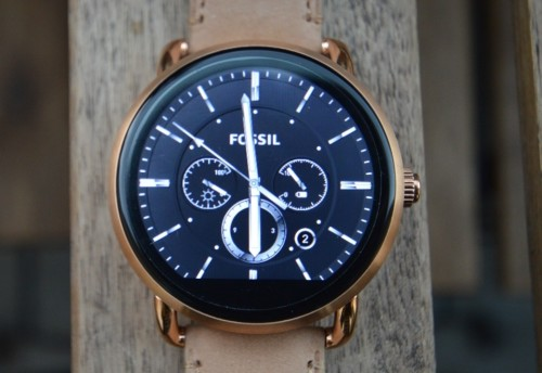 Fossil Q Wander review : Android Wear in a stylish Fossil package still needs some work
