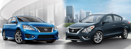 Nissan Sentra vs. Nissan Versa: Buy This, Not That