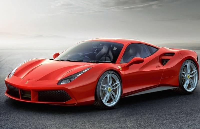 2016 ferrari 488 gtb review gearopen. Black Bedroom Furniture Sets. Home Design Ideas
