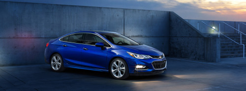 2016 Chevrolet Cruze review