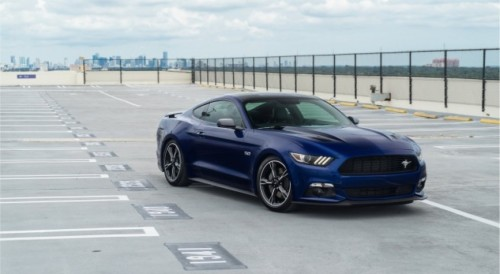 2017 Mustang California Special Review: Ford's Pony Is Wild and Well-Trained