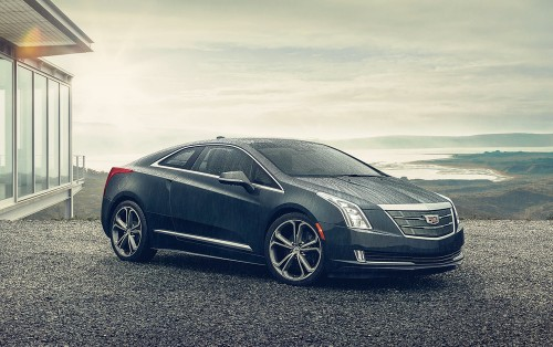 Cadillac CT6 Plug-in Hybrid vs. Cadillac ELR: What's the Difference?