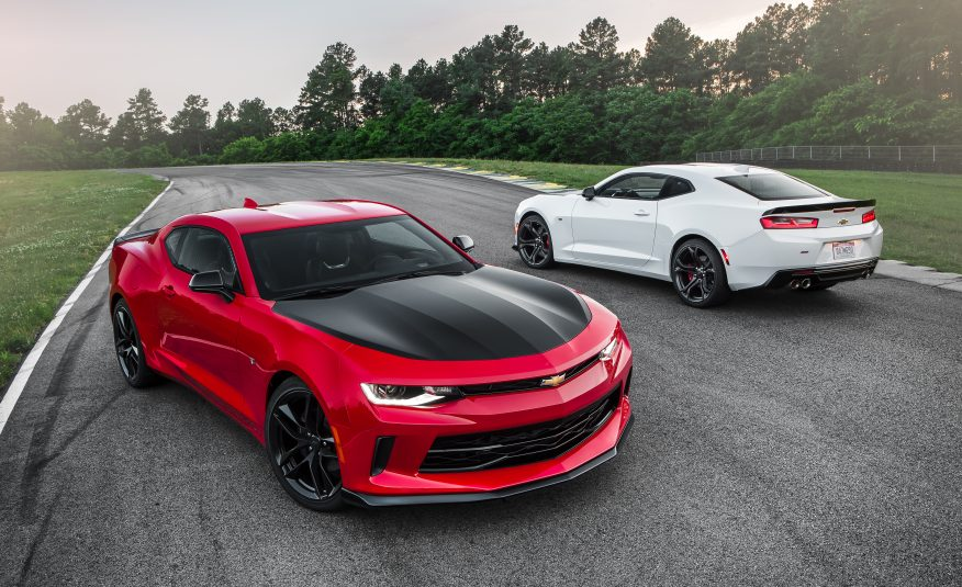 2017 Chevrolet Camaro 1le First Drive Best Of Both Worlds