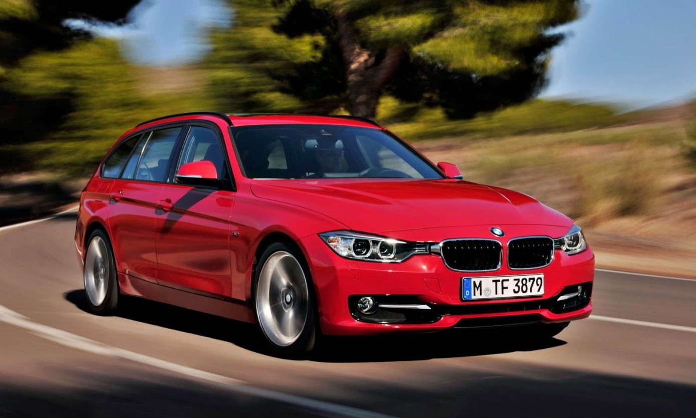2017 Bmw 3 Series Touring Review 1