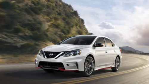 2017 Nissan Sentra NISMO First Drive: A modest performance proposal
