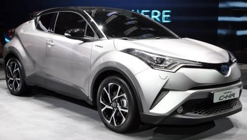 2018 Toyota C-HR First Drive