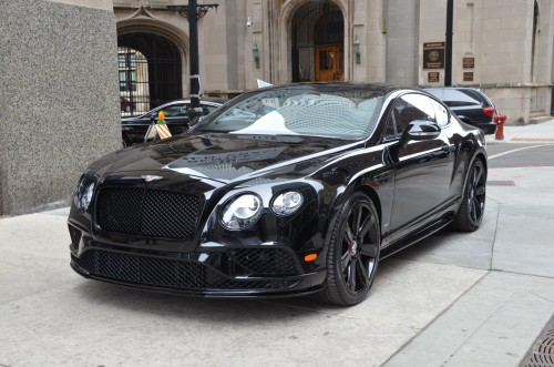 2016 Bentley Continental GT review