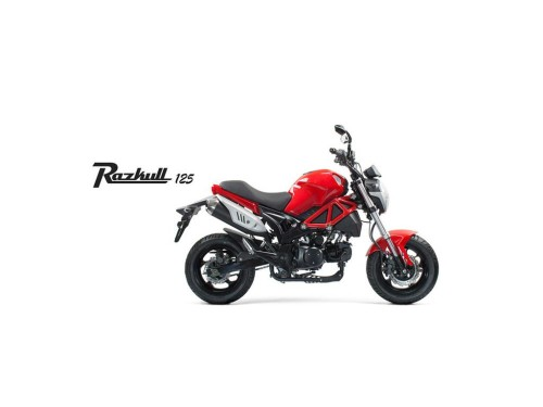 2016 SSR Razkull 125 Review