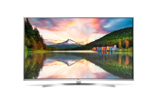 LG UH8500 series review