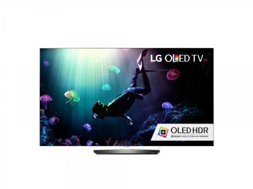 LG 55B6P 4K HDR OLED TV REVIEW