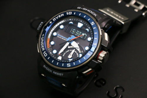 Casio G-Shock Master Of G Gulfmaster GWNQ1000-1A Watch Review