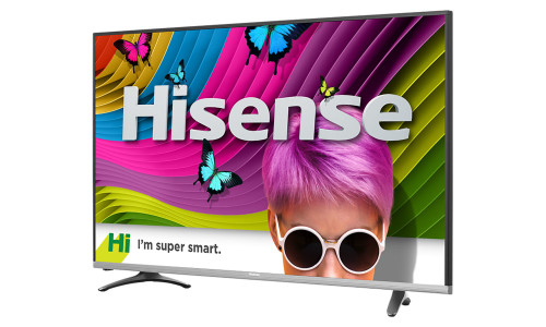 Hisense 50H8C 50-Inch 4K TV Review : 4K on a Budget