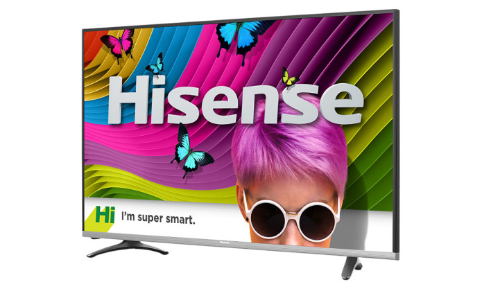 Hisense 50H8C 50-Inch 4K TV Review: 4K on a Budget