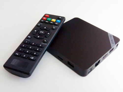 Mini M8S II Review : First Amlogic S905X TV Box For $40 (Image-Heavy)