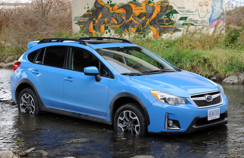 2016 Subaru Crosstrek Review Gearopen
