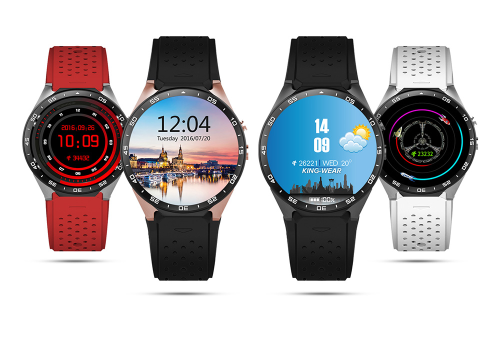 Kingwear KW88 smartwatch($99) preview