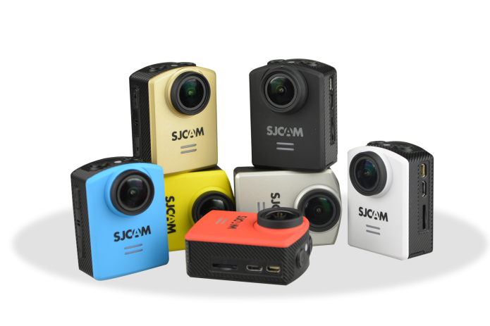 SJCAM M20 Review – A Waterproof Sports Action Camera with stabilization