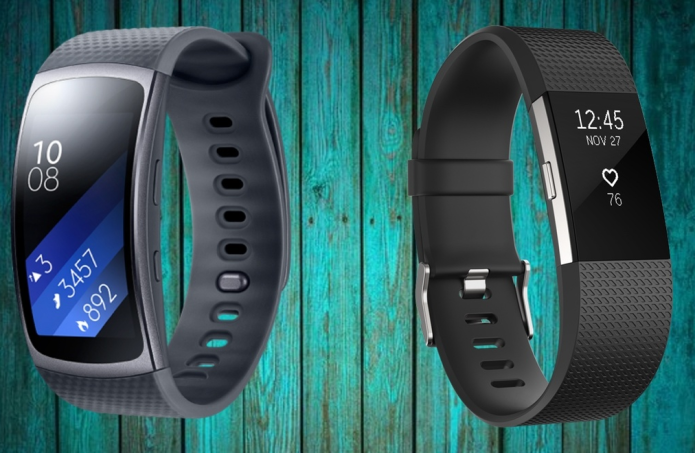 Samsung Gear Fit2 v Fitbit Charge 2 : Which fitness tracker is best for you?