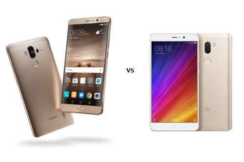 Huawei Mate 9 VS Xiaomi MI5S Plus Comparisons Review