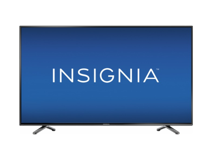 Insignia NS-55D510NA17 HD TV Review : Big Screen Lacks Definition