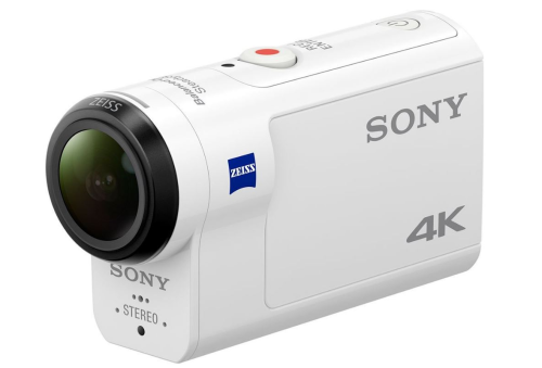 Sony FDR-X3000R Action Camera Review