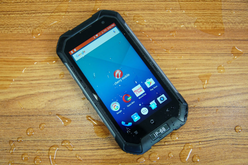Cherry Mobile Defender Initial Hands-on Review : A Mountain Man's Best Friend