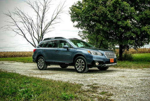 Quick Drive Review : Getting in Touch With Nature in the Subaru Outback 3.6R