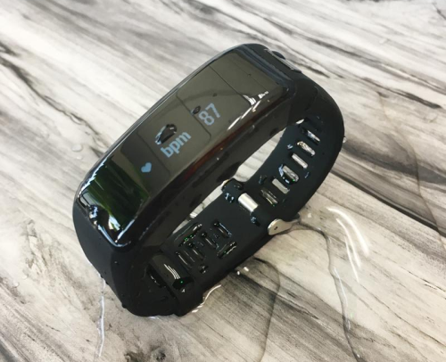 No.1 Smartband F1 To Come Soon : Xiaomi Mi Band 2 Rival