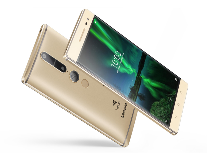 LENOVO PHAB 2 PRO Review : Lenovo's Monster Phone Delivers the Future of AR Now