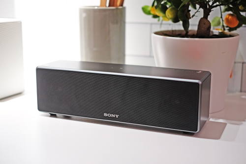 Sony SRS-ZR7 review