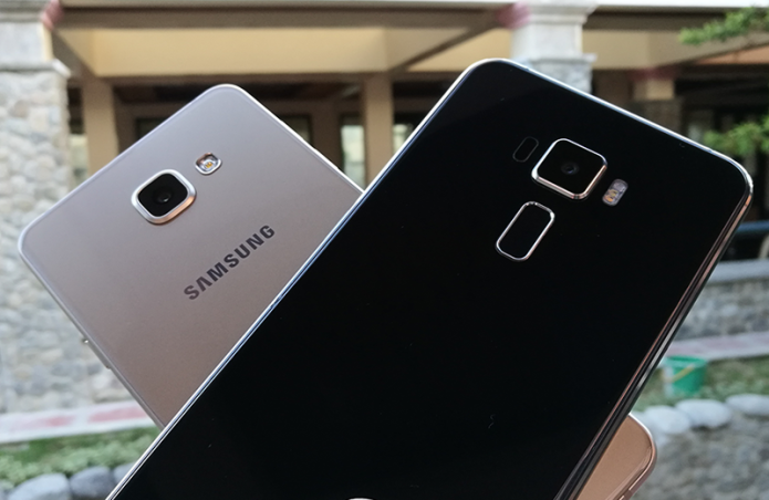 Samsung Galaxy A7 2016 Vs Asus ZenFone 3 (5.5 Inch) - Main Camera Photography Comparison!
