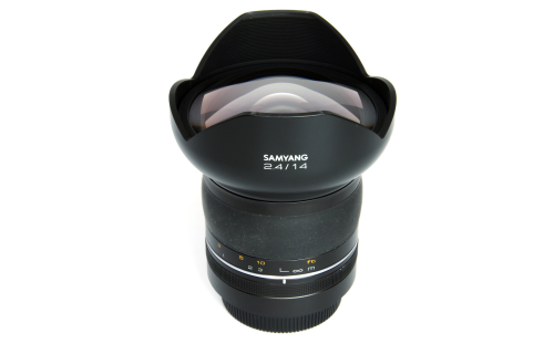 Samyang Premium MF 14mm f/2.4 Lens Review
