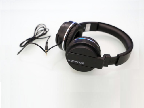 Promate Encore Over-Ear Wired Headphones Quick Review
