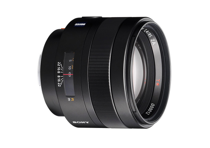 Sony 85mm f/1.4 Carl Zeiss Planar T* replacement coming soon