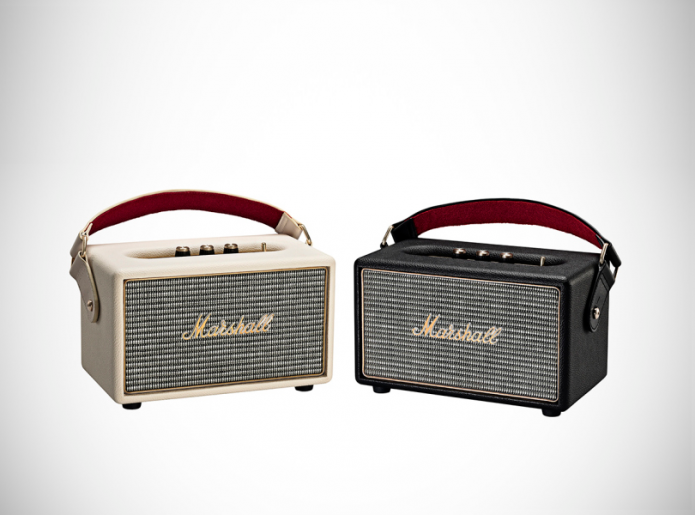 Marshall Kilburn Bluetooth speaker review : Vintage style and throwback sound
