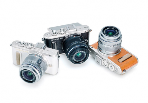 Olympus PEN E-PL8 Review