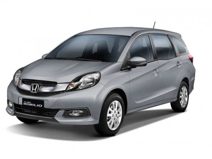 Honda Mobilio CVT Review