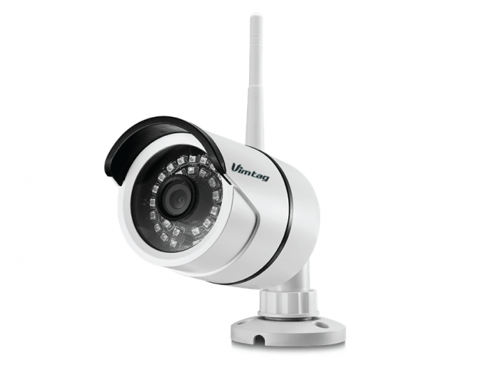 Vimtag B1 Waterproof Cloud IP Camera review : Easy outdoor surveillance