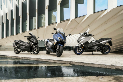 2017 Yamaha TMax, TMax DX And TMax SX Preview