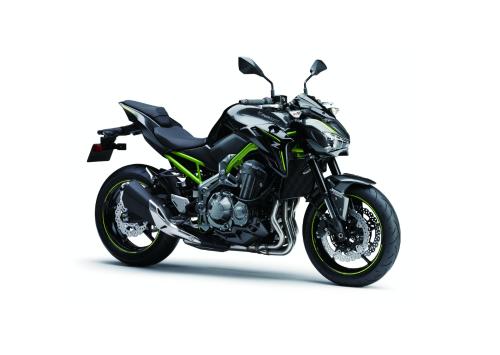2017 Kawasaki Z900, Z650, And Versys-X 300 Video Preview