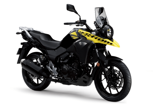 2017 Suzuki V-Strom 250/ABS Video Preview