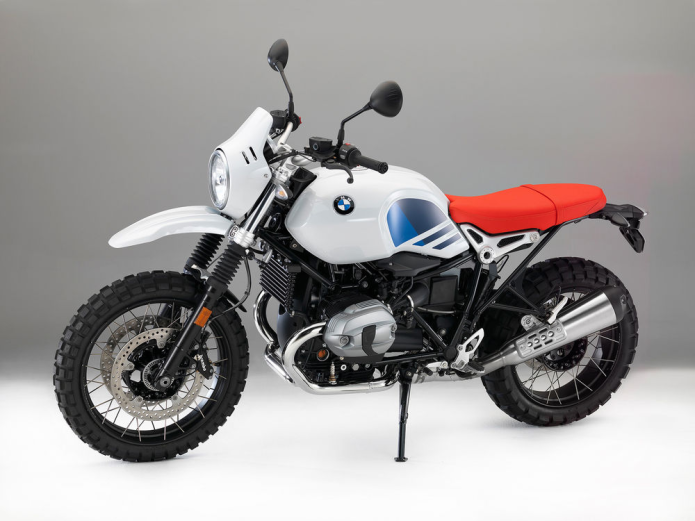 2017 BMW R NineT Urban G/S Preview