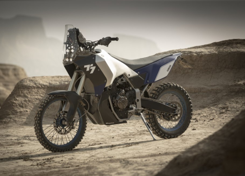 Yamaha T7 Concept Preview