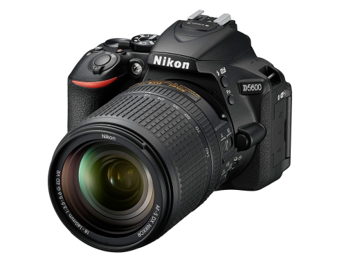 Nikon D5600 Hands-on Review — First Impressions