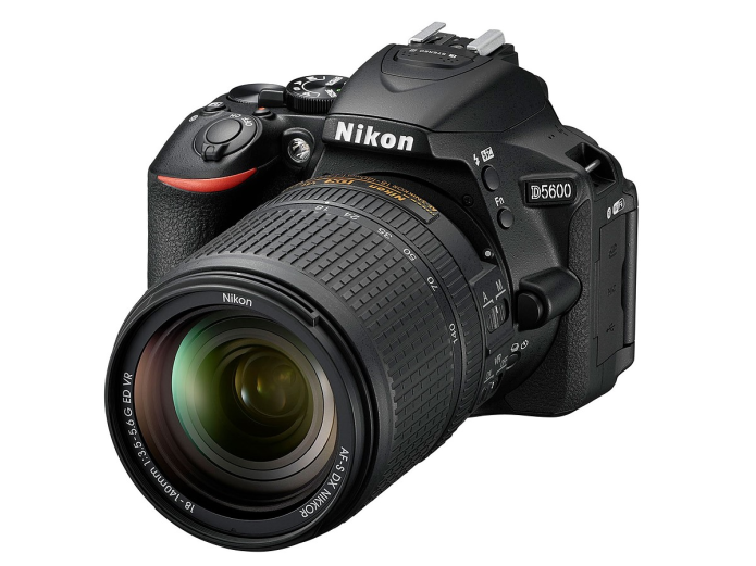 Nikon D5600 Hands-on Review -- First Impressions