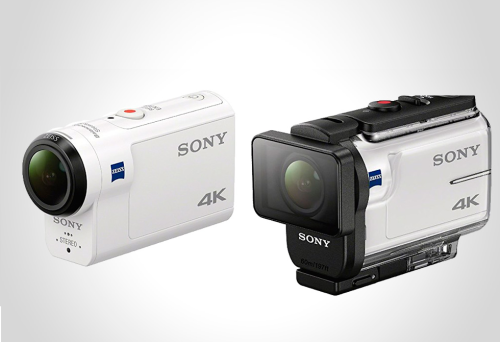 Sony FDR-X3000R Action Camera Hands-on Review : Unboxing, First Impressions