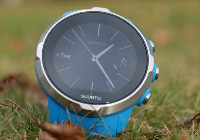 Suunto Spartan Sport review : Suunto's sleek multisport GPS watch is let down by some big bugs