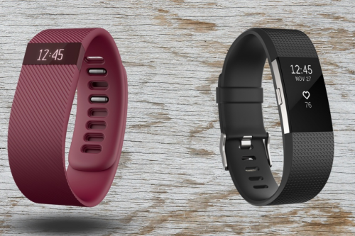 Fitbit Charge 2 v Fitbit Charge HR : Battle of the fitness trackers