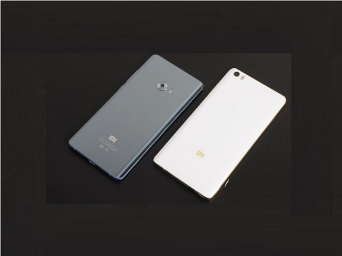 Xiaomi Mi Note vs Xiaomi Mi Note 2 : Design Comparison
