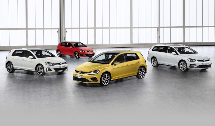 2017 Volkswagen Golf : What's changed? New technology detailed
